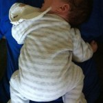 La posición natural del recién nacido…