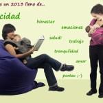Bon any 2013! Feliz 2013!