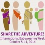 Semana Internacional de la Crianza en Brazos 2014