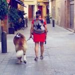 Aventuras cotidianas (I) – Pasear al perro