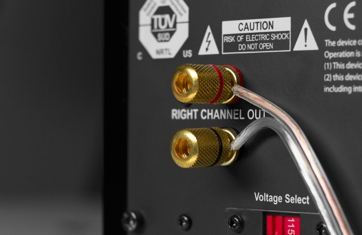 Tech Tips: How to Connect Speaker Wire to a Binding Post