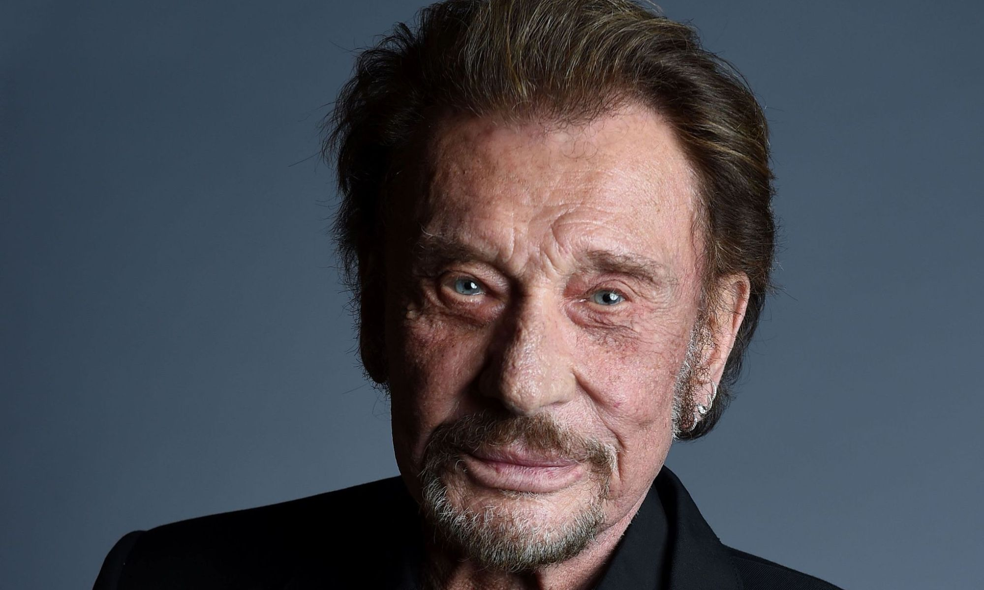 Johnny Hallyday (photo: AFP)