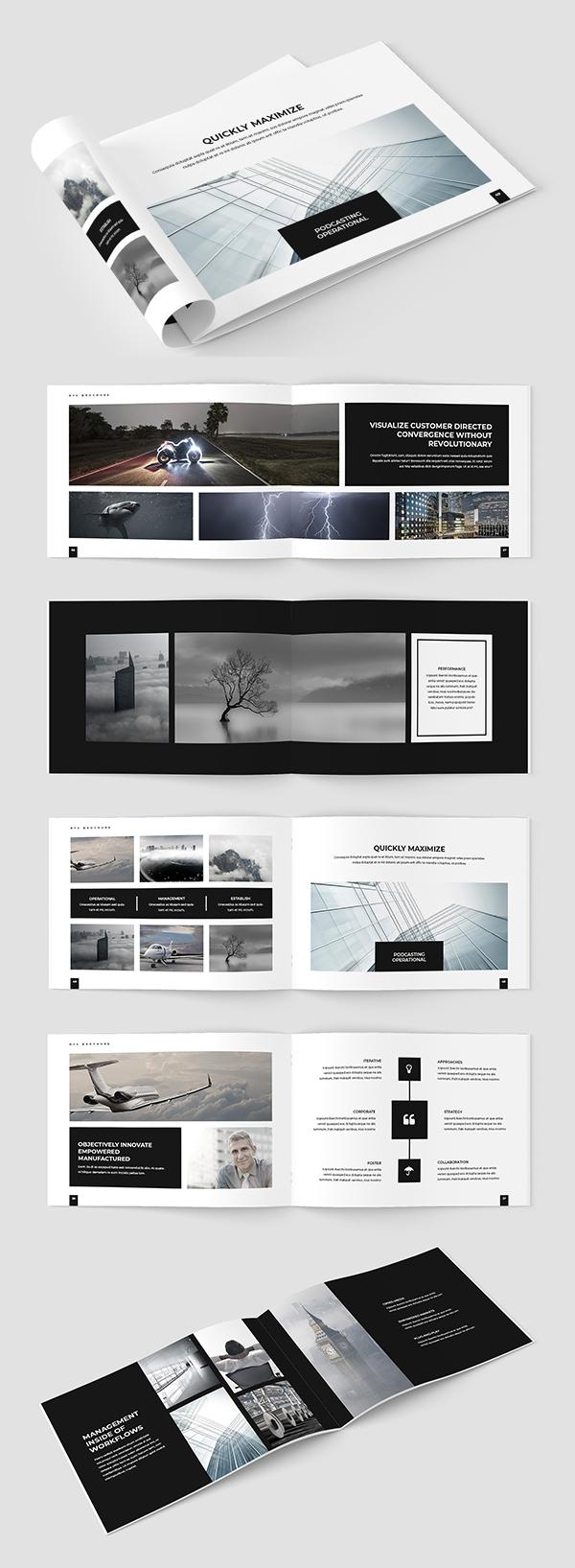 Lujoso Plantilla De Catálogo Adobe Indesign Modelo - Colección De ...