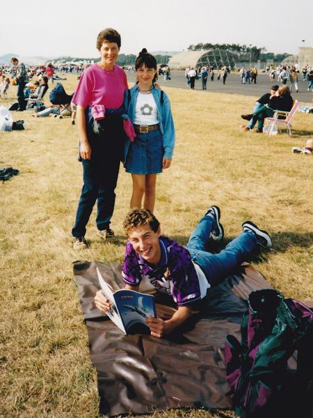 1996 Leuchars Airshow
