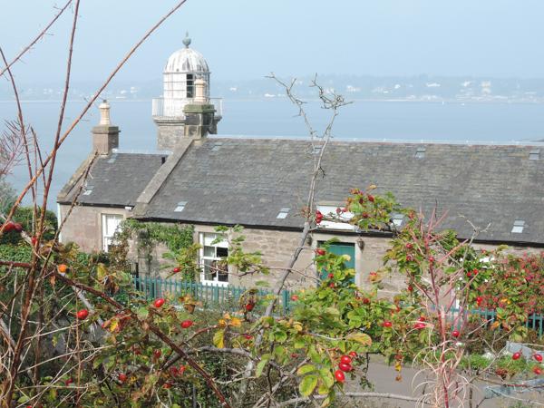 Mile 97 - Low Lighthouse, Tayport. Sponsored by Janice and Gordon Thorburn, Richard Barker, Stephanie Kiel and Jim Hampson.