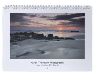 Pride of place in my 2016 calendar, 'Images of Scotland', available to buy for £12 at http://karenthorburn.com/shop/