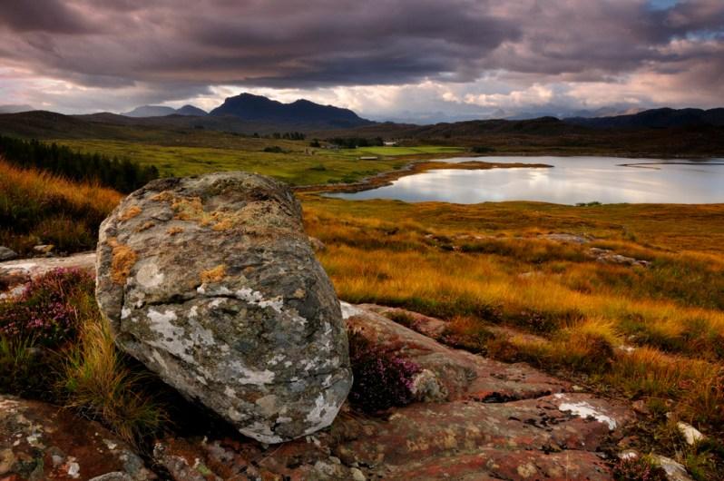 Loch Tournaig, Wester Ross