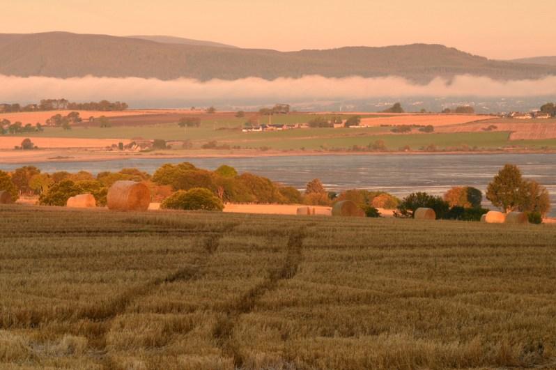 Golden Sunrise, Farness, Black Isle