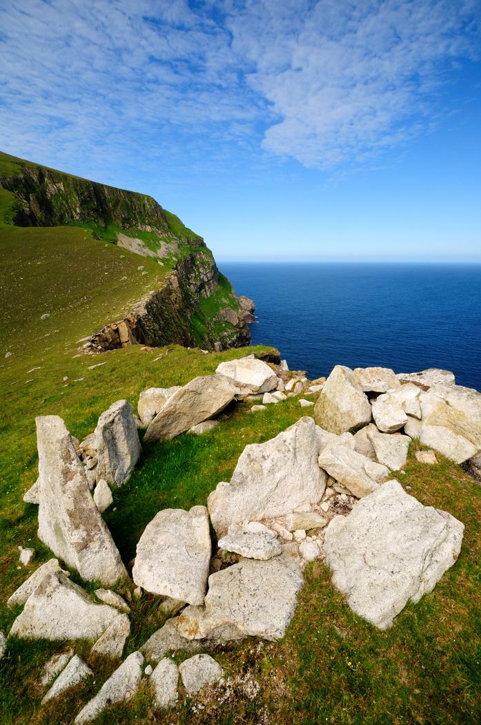 The cliffs of Conachair
