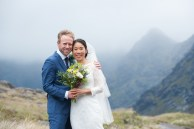 Wedding photography, Loch Coruisk, Isle of Skye