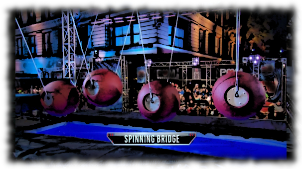 Spinning Bridge