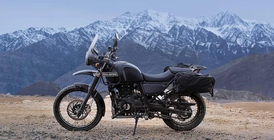 Royal Enfield Himalayan Motorcycle. Photo by Royal Enfield.