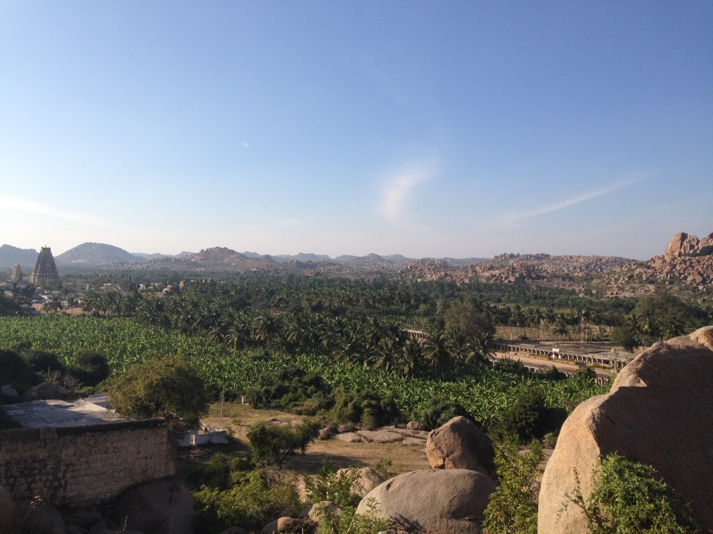 Hampi. Photo by Karl Rock.