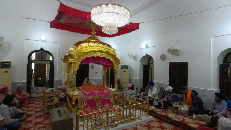 Kartarpur Darbar Sahib Inside