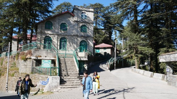Landour Language School From the Front 2