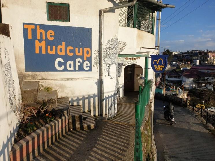 Mudcup Cafe Landour