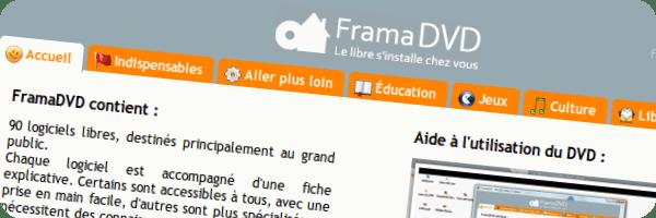 FramaDVD Ecole