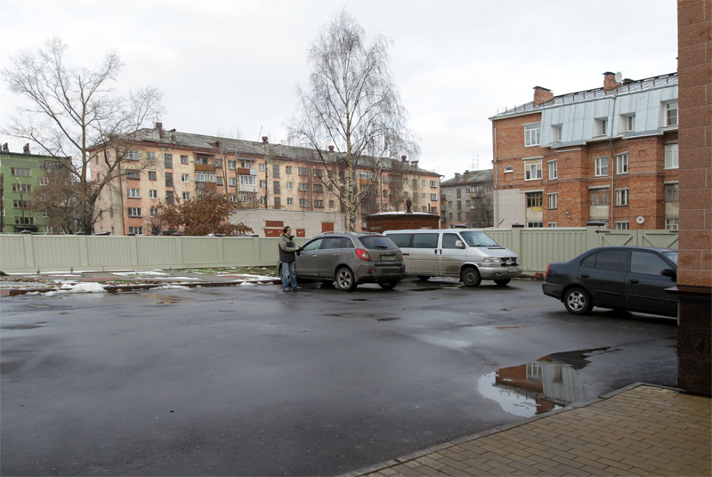 Отель История в Вологде