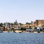 Странная поездка в Тунис, техническое
