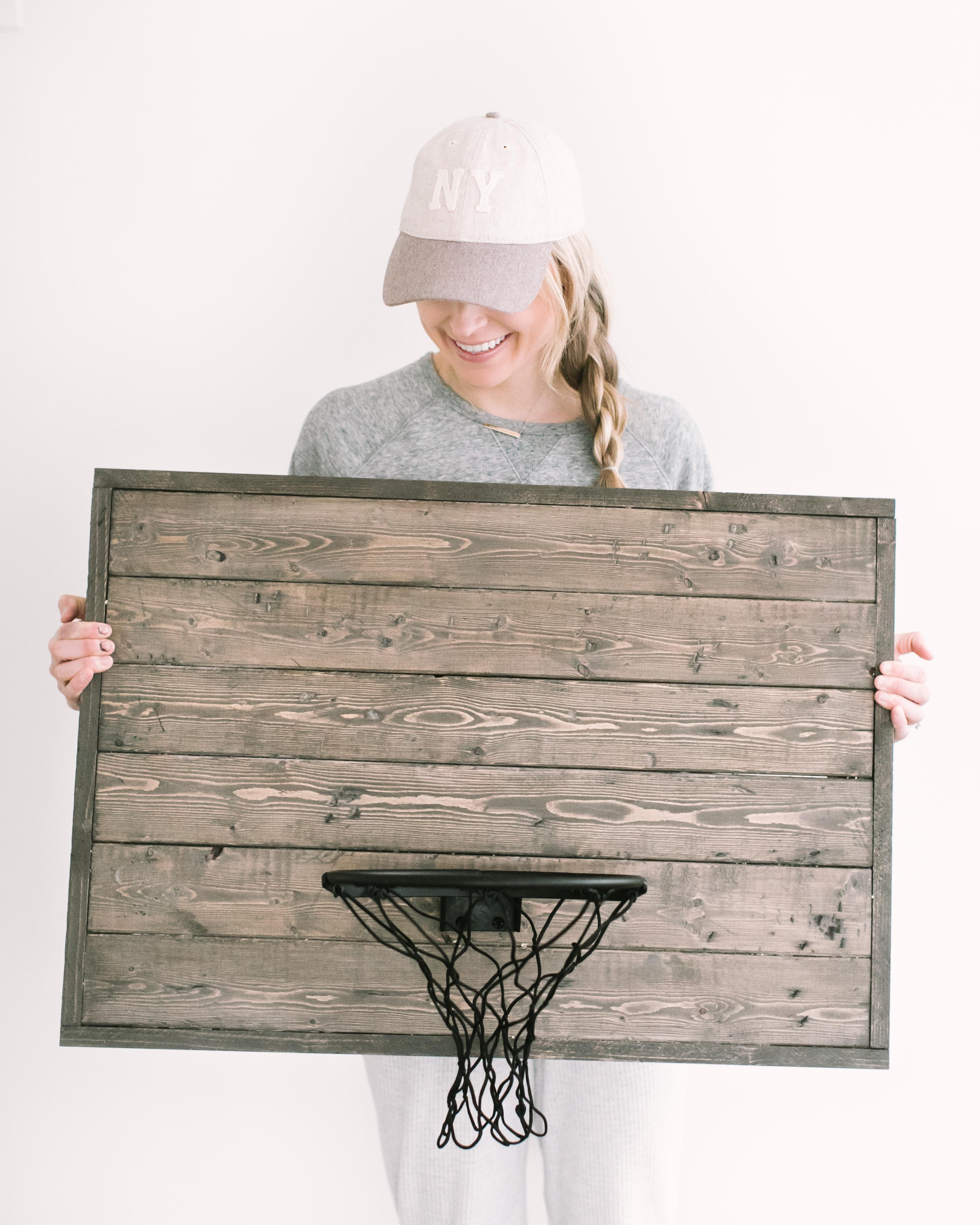 Diy Basketball Goal
