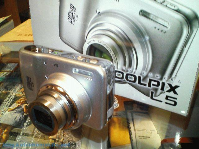 COOLPIX L5 2006