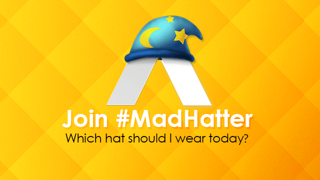 Be the #MadHatter: Design a hat for Animation Desk's logo!