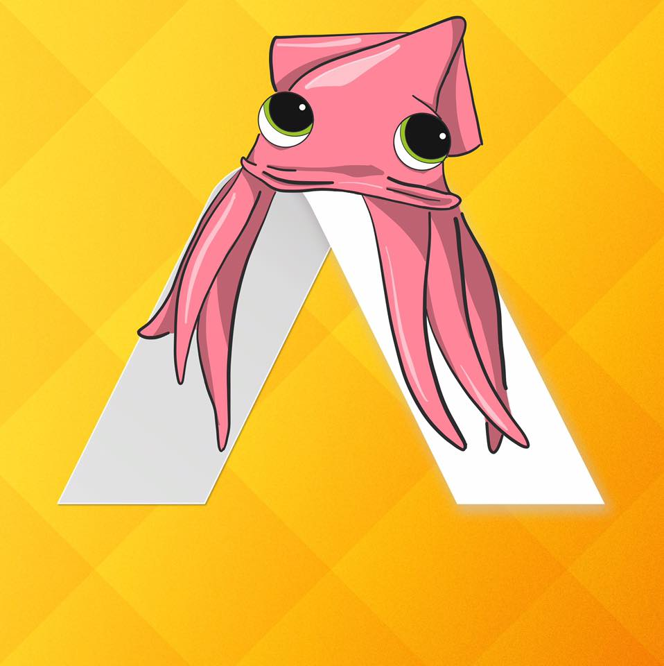 Sarah Gaines_silly squid