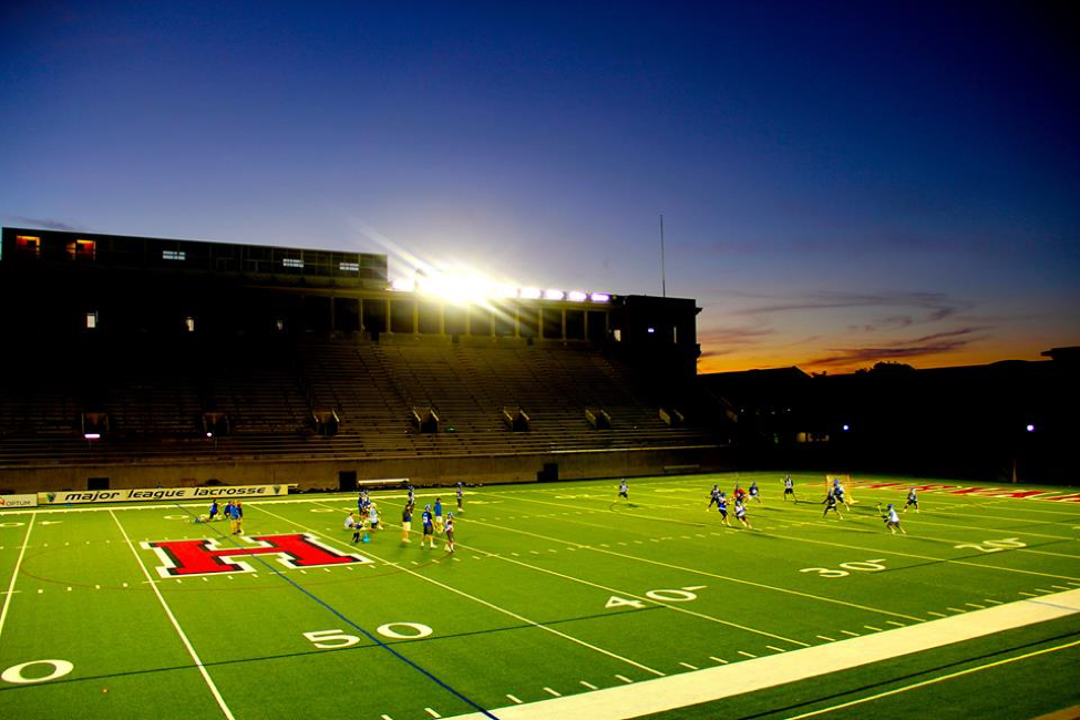 Friday Night Lights at Harvard Stadium