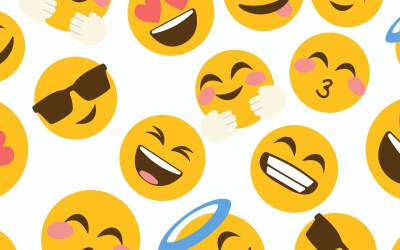 Happy World Emoji Day! We love emojis! :D :D :D
