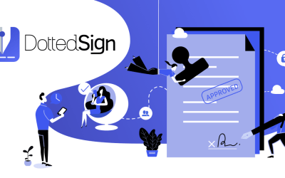 DottedSign: Why Our NEW E-Signature Service Will Change The Way You Work Forever