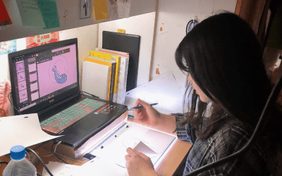 Animation with Details: an Interview with Li Ting Yi