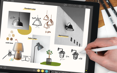 Organize Creative Projects with Your Digital Notebook