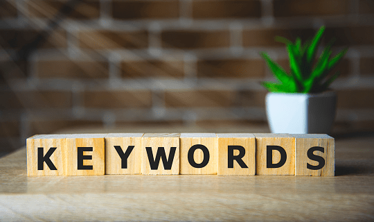 Keywords are used in the content, the page titles, and the website URL. However, it is essential to periodically check the content for better application of keywords.