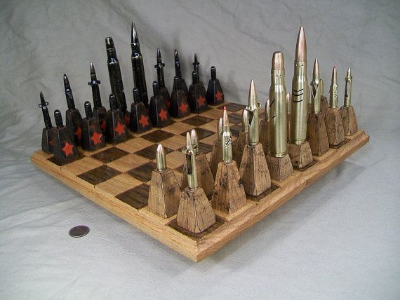 The Bullet Game of Chess