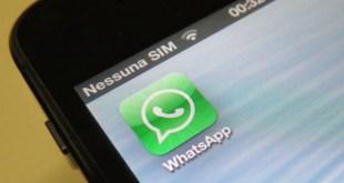 whatsapp stop aggiornamenti