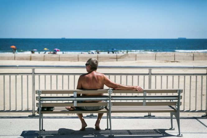 Rockaway Park photos by NYC photojournalist, Kelly Williams