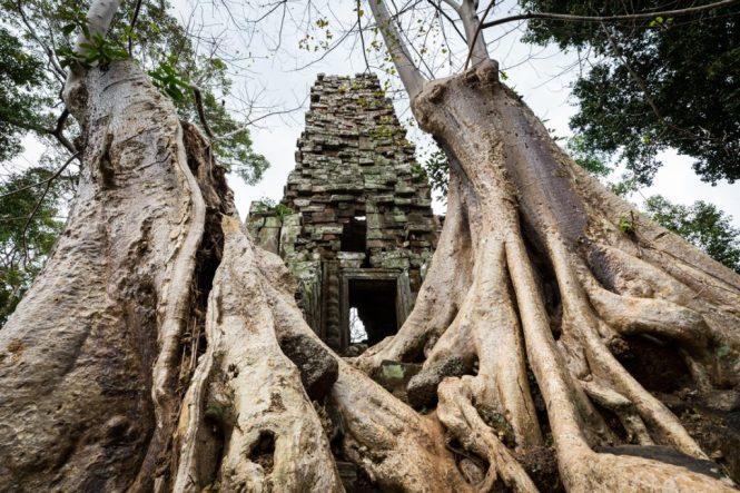 Prasat Preah Palilay for an Angkor Wat temple guide