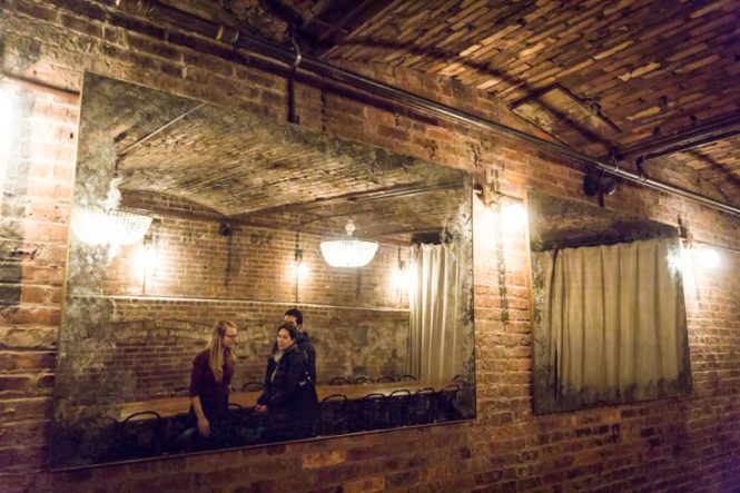 Wythe Hotel event space for an article on event photography preparation