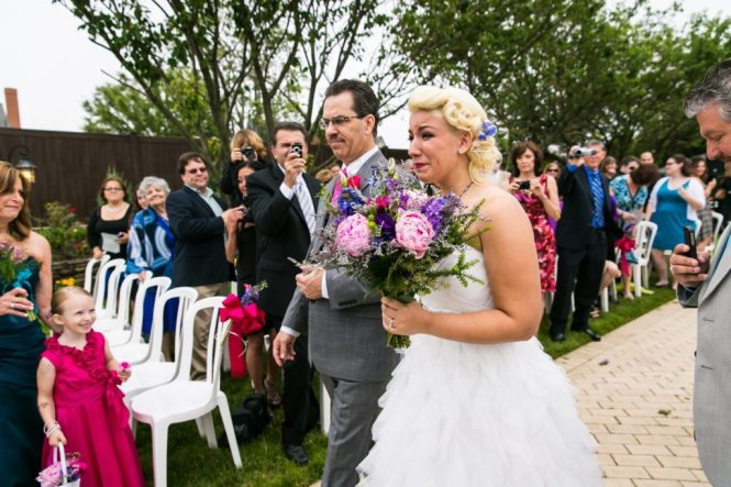 Riviera Massapequa wedding photos by NYC wedding photojournalist, Kelly Williams