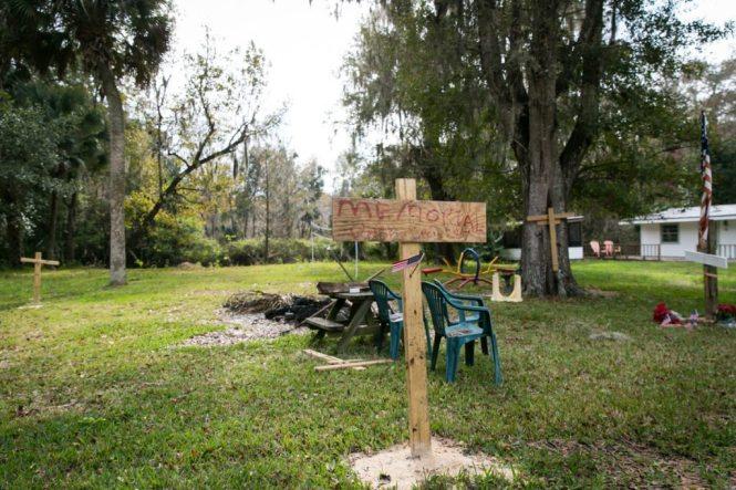 Memorial Park in Cross Creek