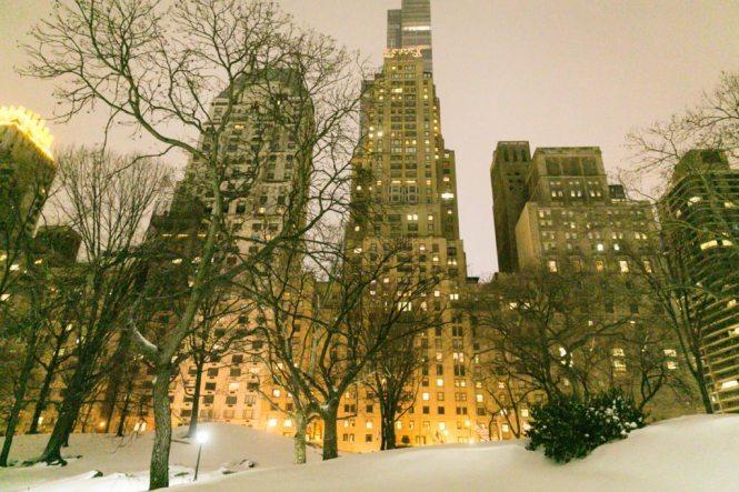 Snowpocalypse 2016 hits New York, by NYC photojournalist, Kelly Williams