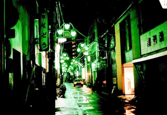 The lights of Nara, by NYC photographer, Kelly Williams