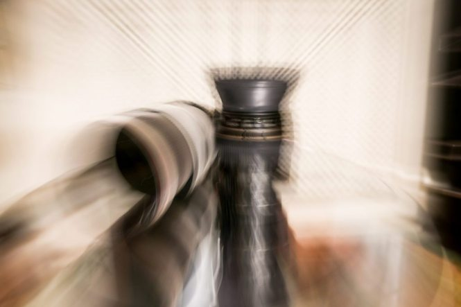 Zooming in on Canon telephoto lenses, photographed by Kelly Williams