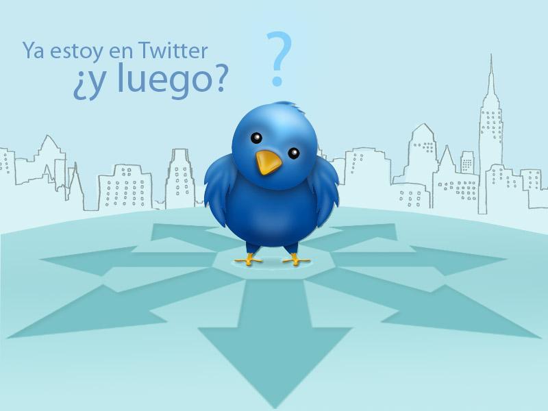 Beginning Twitter at UDGAgora