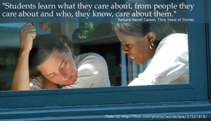 Teaching Online with Care and Compassion