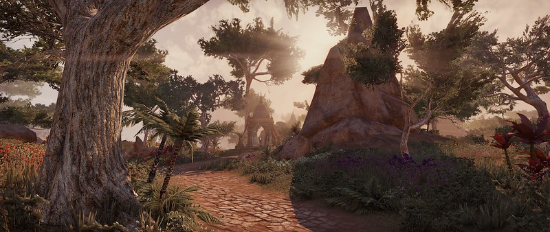 Screenshot of The Elder Scrolls Online: Elsweyr