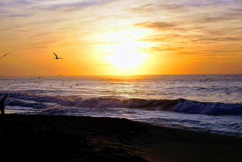 A sunset shot near San Francisco, Nayarit.