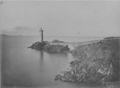 La pointe du Minou en 1873