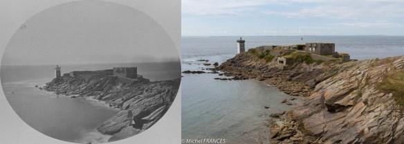 La pointe de Kermorvan - J. Duclos 1873 - MF 2013