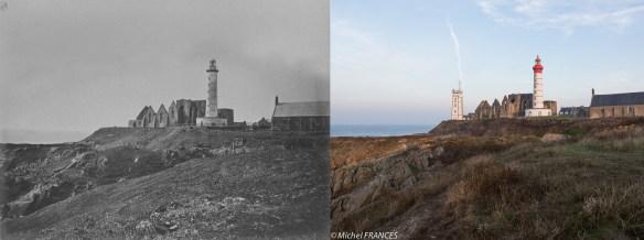 La pointe de Saint-Mathieu - J. Duclos 1873 - MF 2013